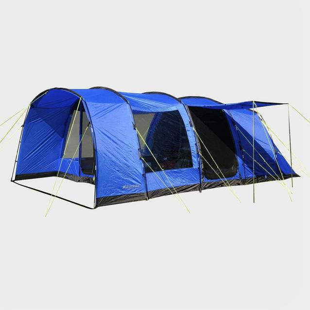 6 man family tent