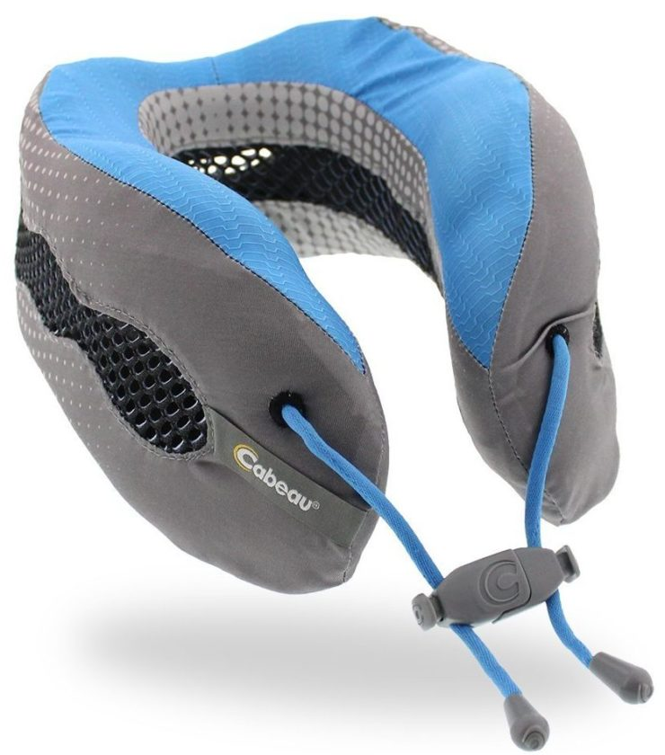 cabeau travel pillow