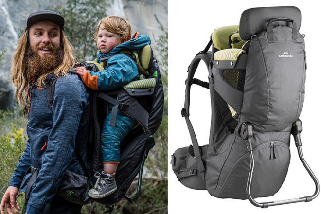 child carrier backpack