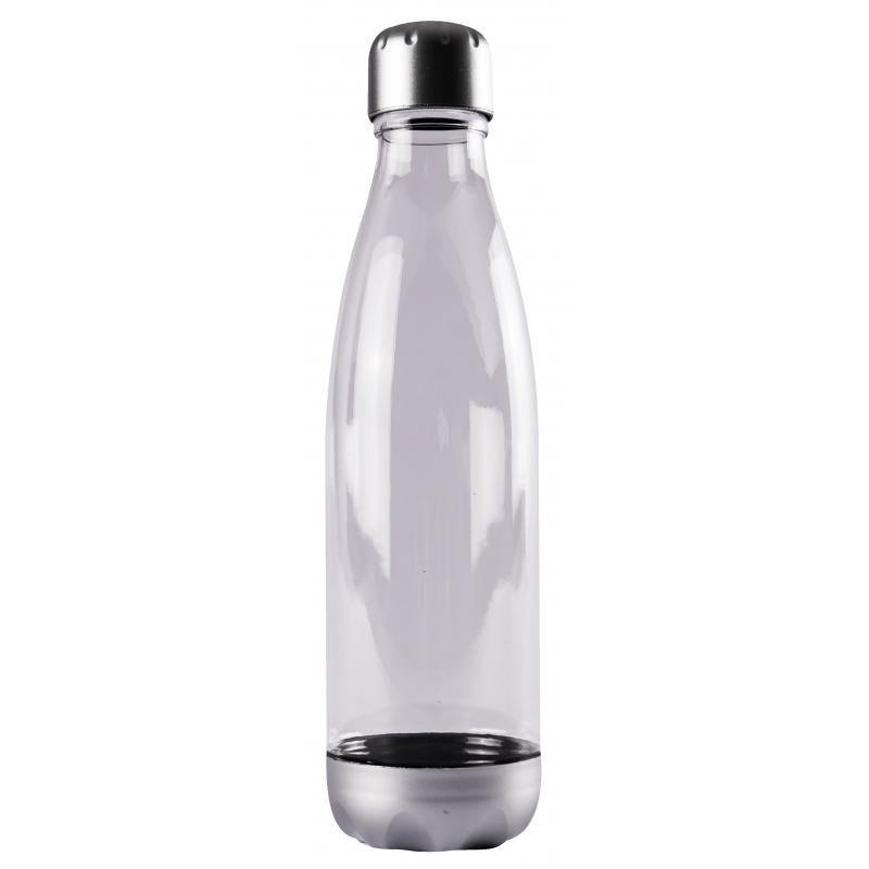 clear water bottles