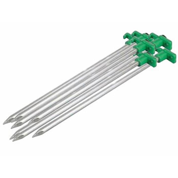 heavy duty tent pegs
