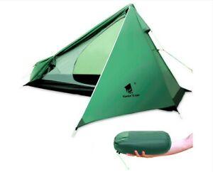 hiking tent