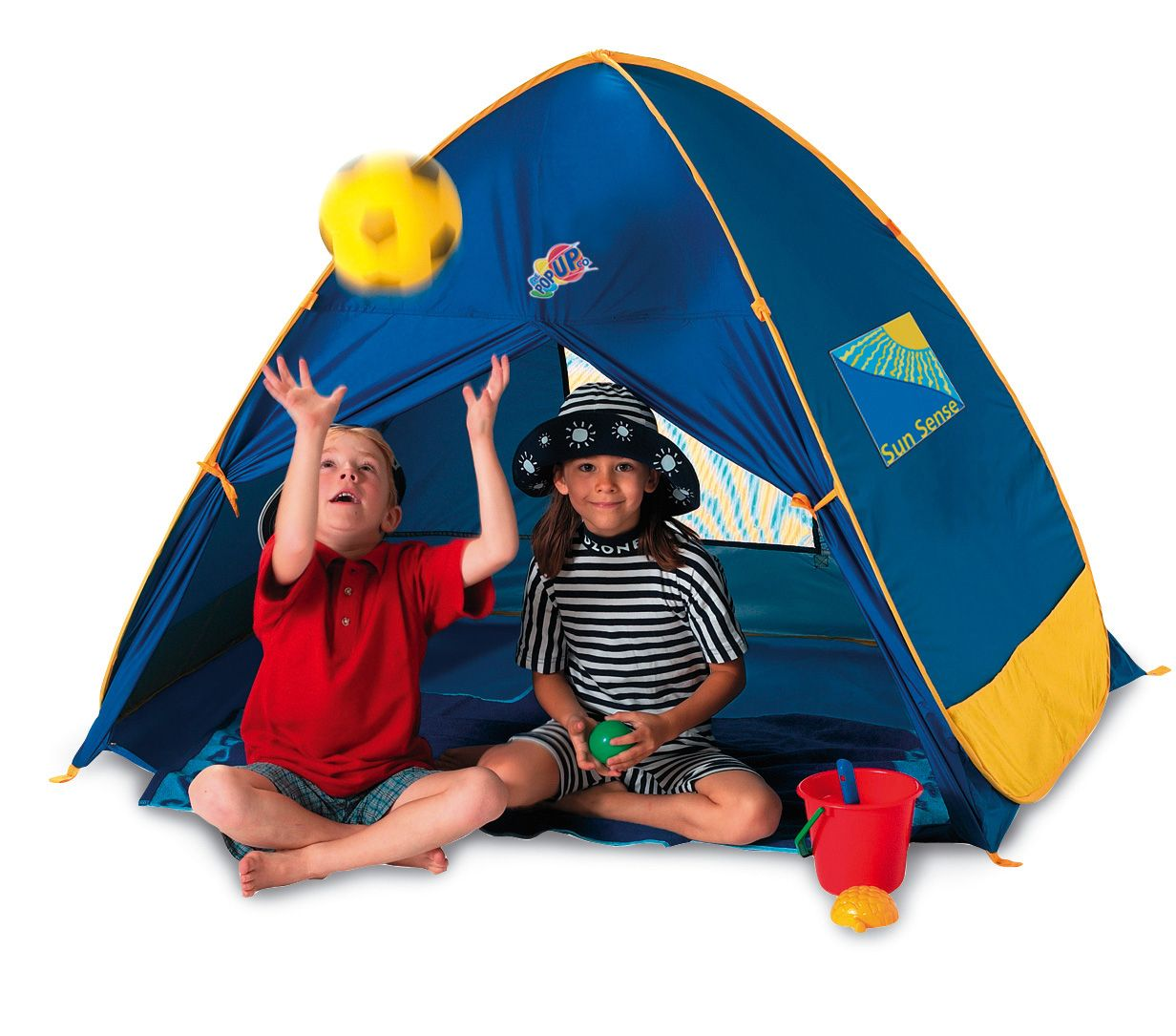 uv pop up beach tent