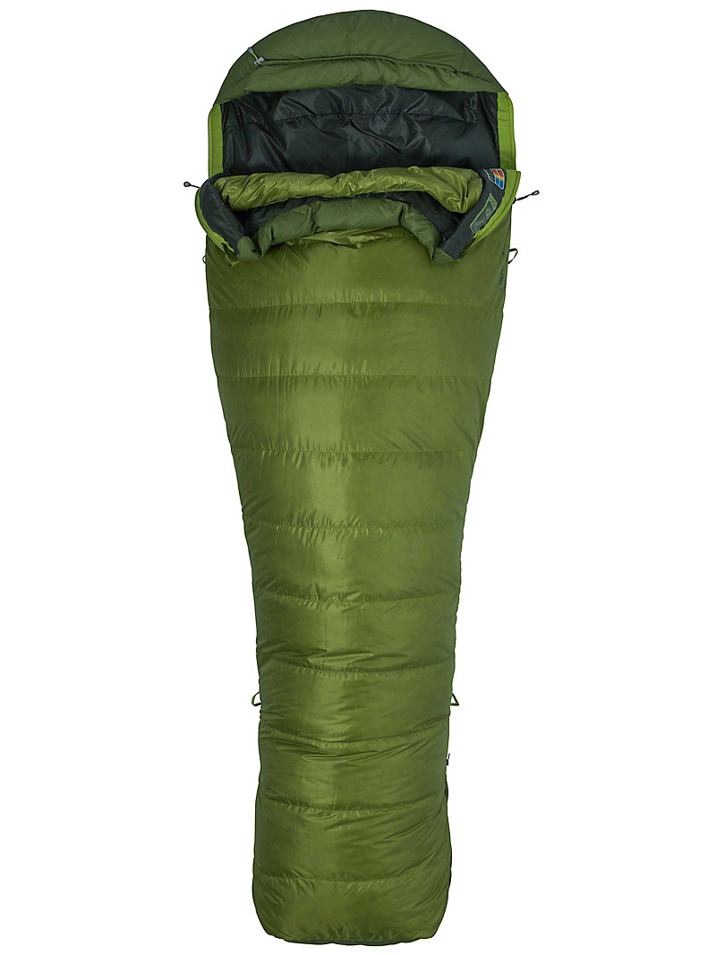winter sleeping bag